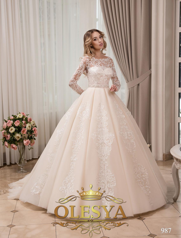 Весільний салон OLESYA-ОЛЕСЯ 6e5f6985d69f0