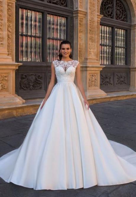 6fdaa249065f69 Весільна сукня із салону Crystal, Львів, Б/у весільні сукні, vesilna ...