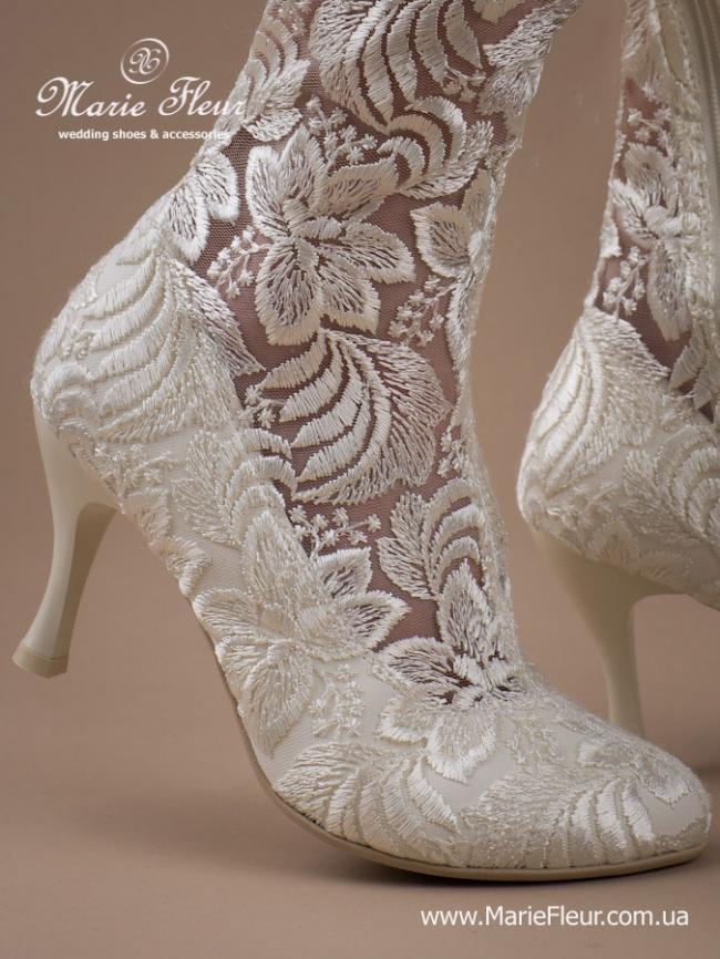 Marie Fleur - весільне взуття   аксесуари c3de1cfcdde3f
