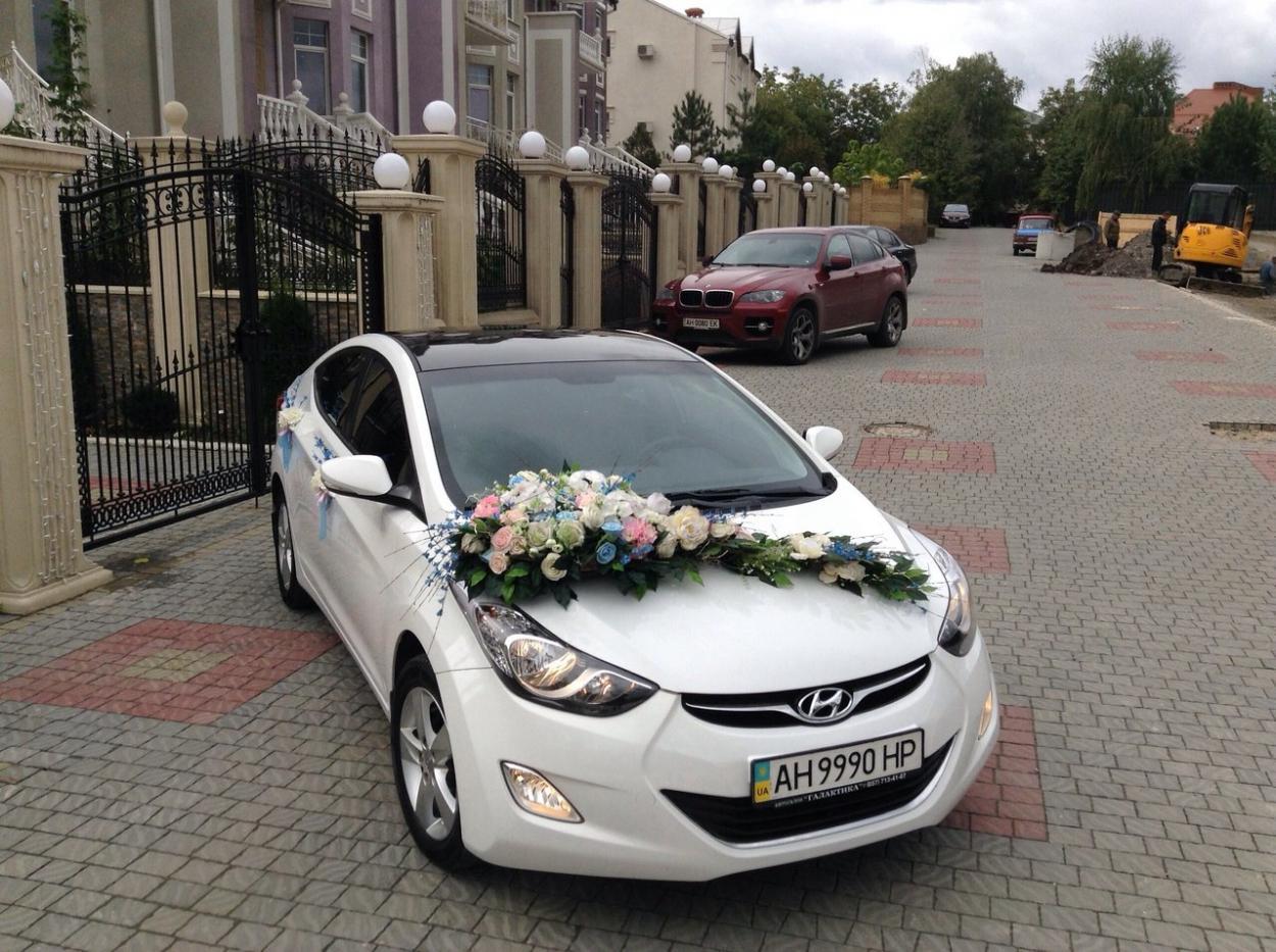 Авто на свадьбу в донецке