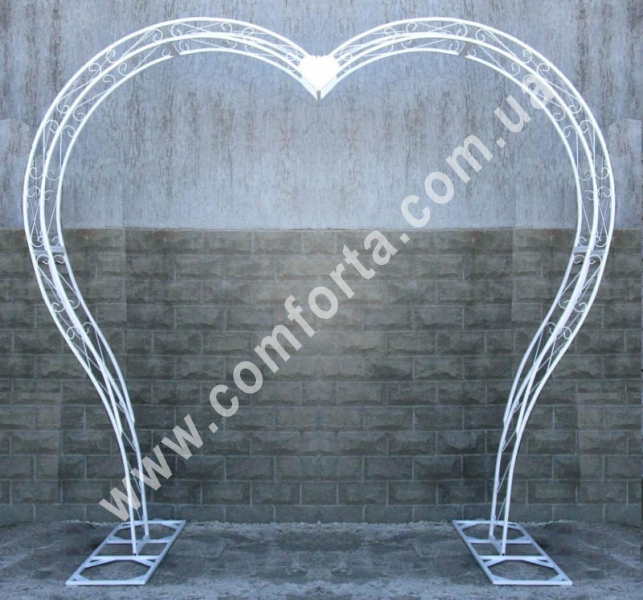 Каркас свадебных арок своими руками