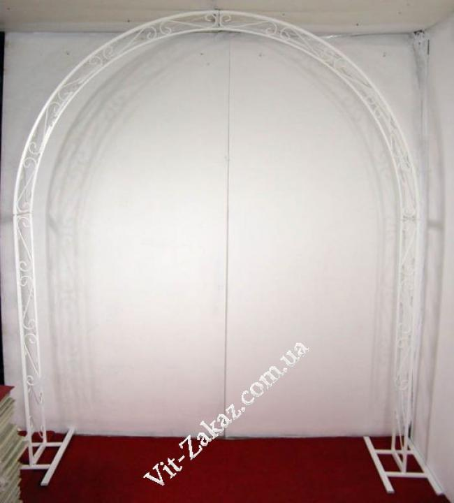 Каркас для свадебной арки мастер класс