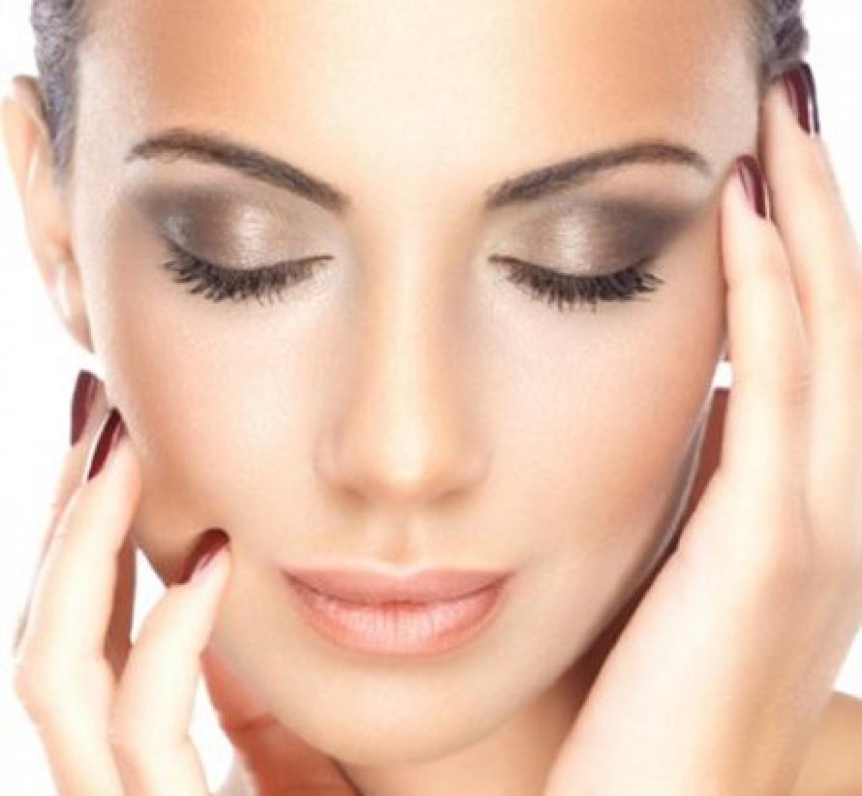 Правильный макияж естественный фото