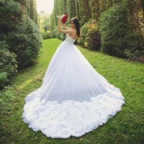 Весільна сукня. Вживані весільні сукні 963adc9b7f39c