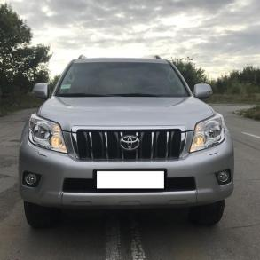 Toyota Land Cruiser Prado - на Весілля.