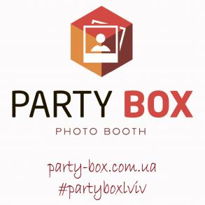 PARTY-BOX Фотобудка(фотобокс,фотокабіна)