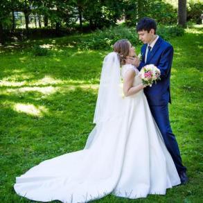 Весільна сукня із салону Crystal 505920e343ef9
