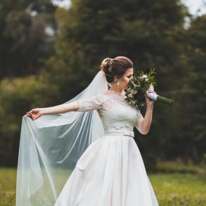 Весільна сукня бренду