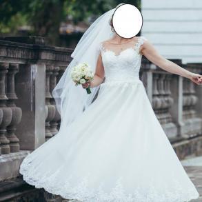 Б У весільні сукні 6714ebcbd7571