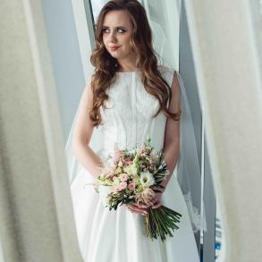 Весільна сукня Teres салону Оксани Мухи cc3d56863b1b2