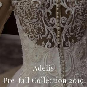 Весільна сукня Adelis collection 2019 ad5d3a73c48b3