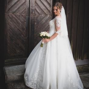 Чудова весільна сукня 3a9b74a5da904