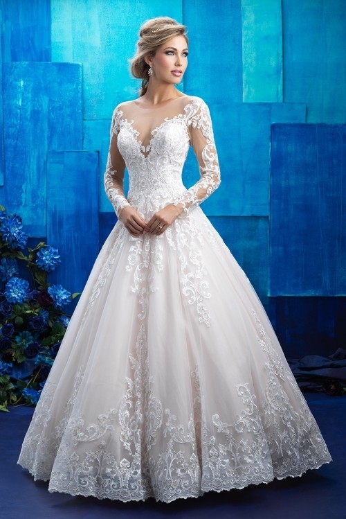 Каталог весільних суконь e26647eec1557