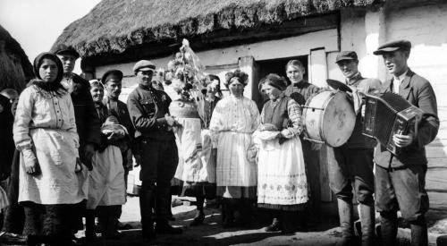 Шлюбний ритуал та обряди на Україні 0fb9794edd9b8